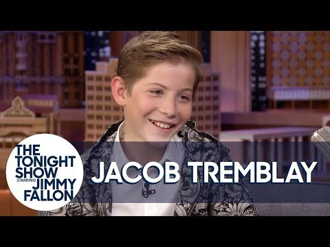 Jacob Tremblay Does His Best Seth Rogen and Arnold Schwarzenegger Impressions