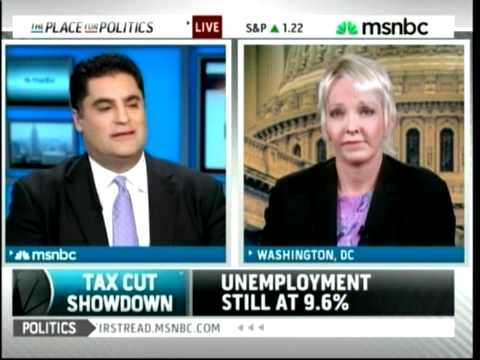 Do You Want $1,000 or Rich Tax Cuts? MSNBC w Cenk & Jane Hamsher