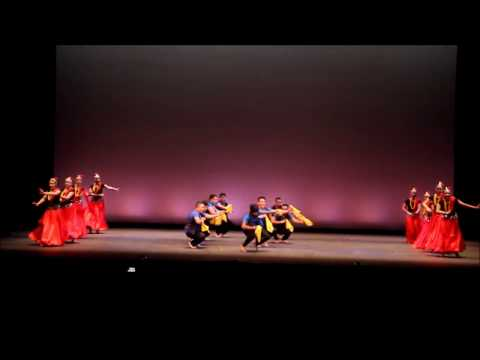 Nepalese Dance Team- I-week Dance Competition 2017 GMU
