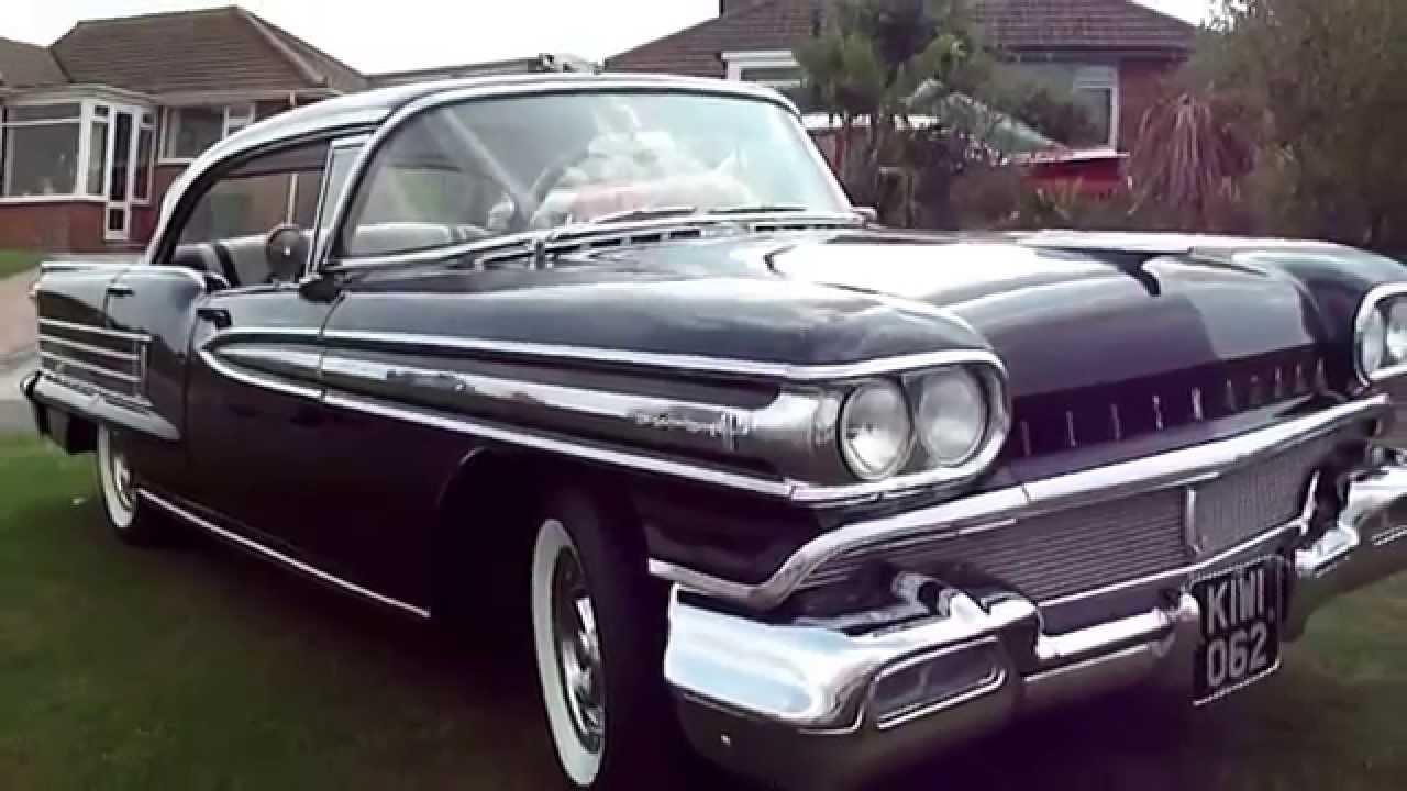 Oldsmobile 1958 Rocket Super 88, 4 door