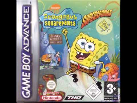 Supersponge GBA - Cavernous Canyons Rip