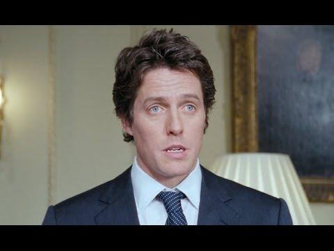 Love Actually (2003) - 'Prime Minister's Love Theme' scene [1080]