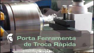 Porta Ferramenta de Troca Rápida - QCTP