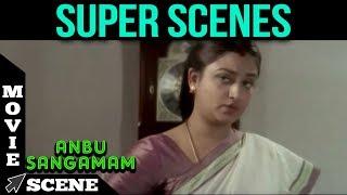 Anbu Sangamam - Love Scene | Mammootty, Innocent, Sai Kumar