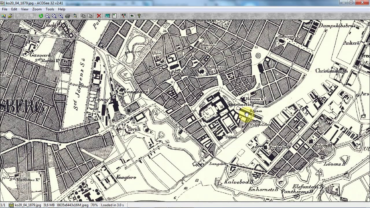 Historiske Kort Topografiske Kort Hos Geodatastyrelsen En