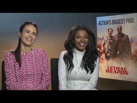 Lethal Weapon: Jordana Brewster and Keesha Sharp on rebooting the franchise