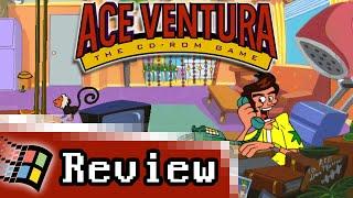 TRG Retro Reviews - Ace Ventura The CD-Rom Game - Windows 95