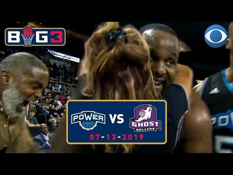 Big Baby Davis hits ANOTHER game-winner for Power | CBS Sports