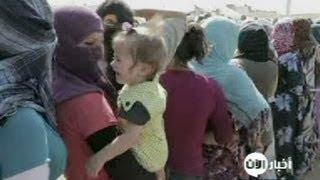 مفوضية اللاجئين:عدد اللاجئين السوريين تخطى عتبة المليونين