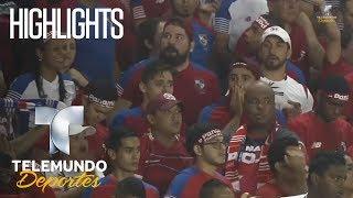 Highlights: Panamá 2 - Costa Rica 1 | Rumbo al Mundial Rusia 2018 | Telemundo Deportes