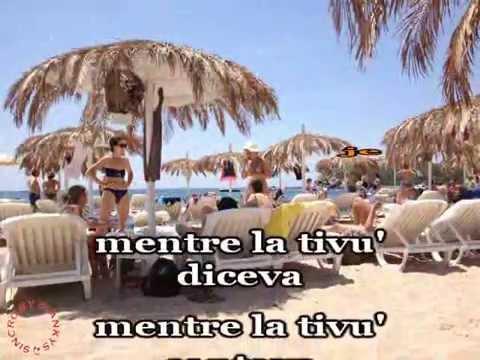 Gruppo Italiano - Tropicana (karaoke - fair use)