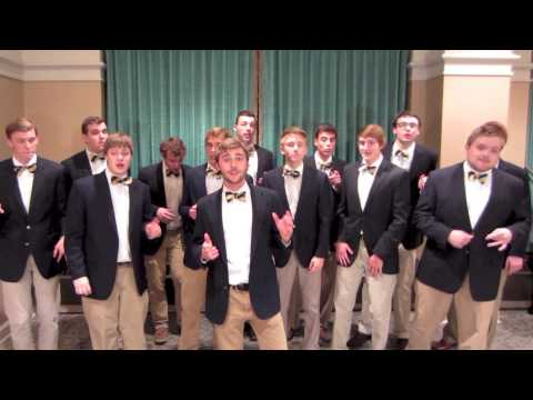 Epic Disney Medley - The Marquette Naturals