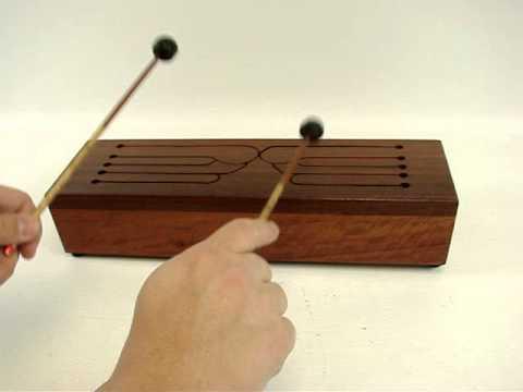 Latin Percussion Marimba Wood Drum - Auction Bay Online