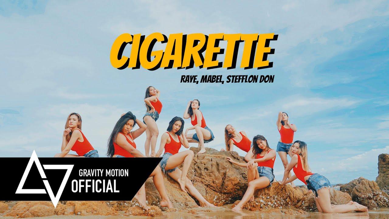 RAYE, Mabel, Stefflon Don - Cigarette | The Glamorous Girls | By Tawanyeah