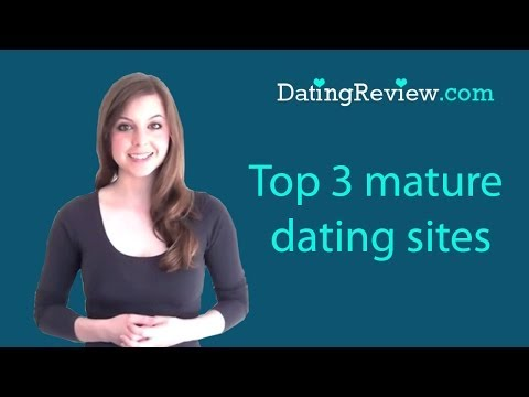 Top 3 Mature Dating Sites In UK