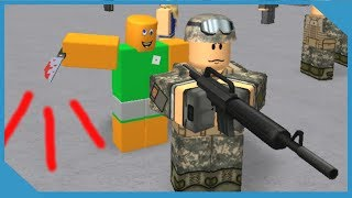 New Zombie Game!! (Roblox Infection Inc)
