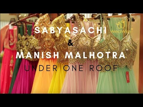 Manish Malhotra & Sabyasachi Under One Roof? AZA- The Store Is A One-Stop-Shop For Wedding Shopping