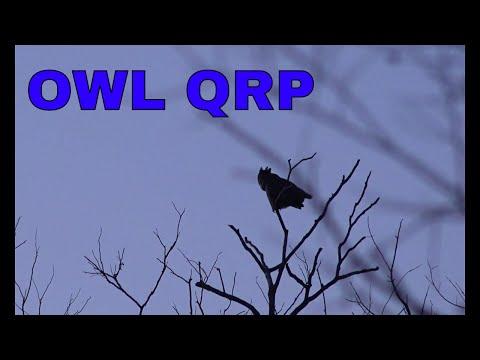 Ham Radio Outdoor CW Ops ~ Hoot Owls @ Oklahoma Ranch