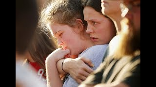 Santa Fe community comes together for vigil following a shooting at high school