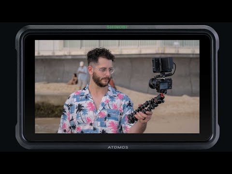 Atomos Creators  Dave Maze – the Shinobi, Ultimate Vlogging Monitor?