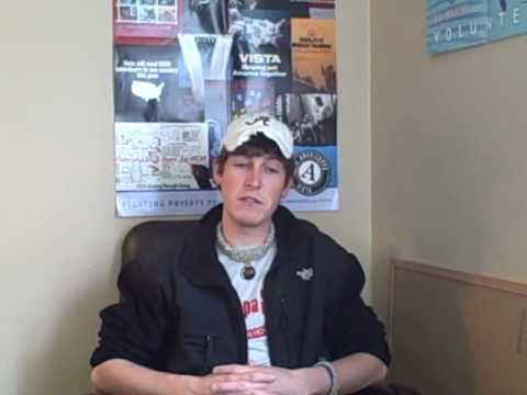 Concord University Student Homeless Challenge Project: Robert Burr After Interview