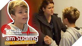 Adam (11) schlägt seine Mama! Was macht ihn so böse? | Die Familienhelfer | SAT.1