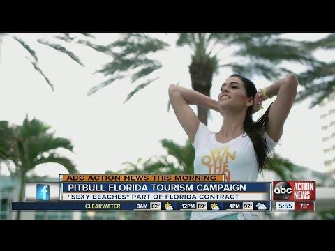 Pitbull's Florida Tourism Campaign