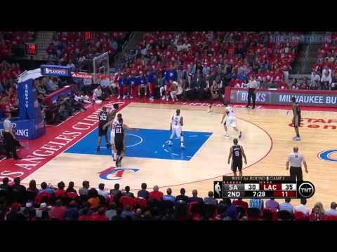 San Antonio Spurs vs LA Clippers - Full Game Highlights | April 19, 2015 | 2015 NBA Playoffs