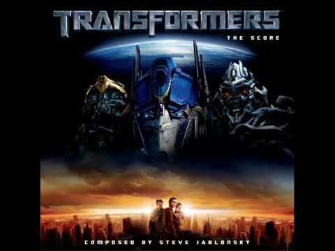 Саундтрек фильма трансформеры