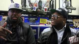 Erick Sermon on First Meeting 50 Cent; Tupac; EPMD Being The Most Sampled Rap Group