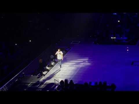 Kap G Live The Chris Brown Party Tour At The SAP Center 5/18/17 San Jose, CA