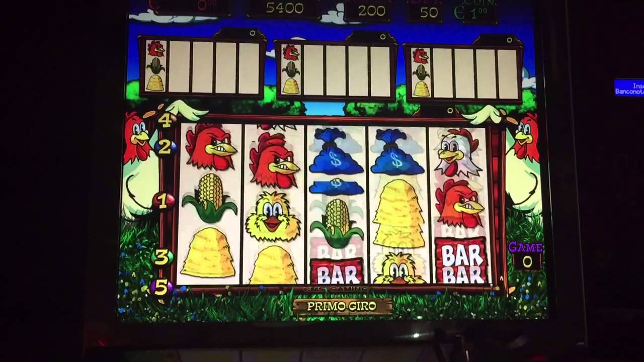 Slot machine la gallina gold