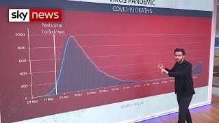 COVID-19: How did the UK reach 50,000 deaths?