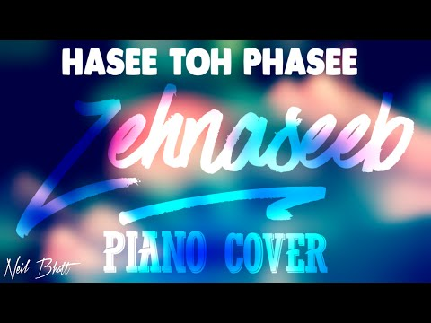 Zehnaseeb | Piano Cover | Neil Bhatt