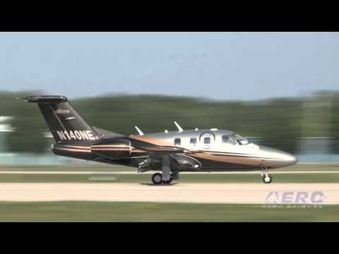Aero-TV: Jet Pilot In 250 Hours! - Alexandra Knorr's Eclipse Type Rating Story