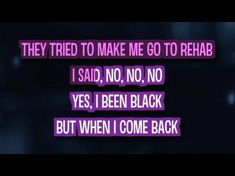Rehab (Karaoke Version) - Amy Winehouse