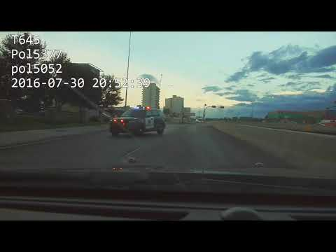 Dashcam video released in assault trial involving three Calgary police officers
