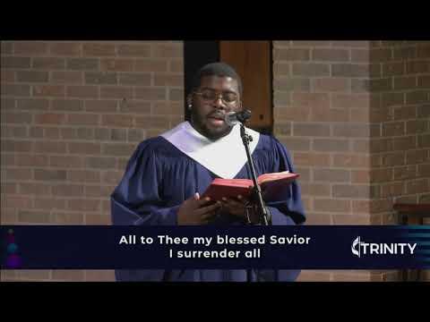 Trinity UMC Traditional Worship   05-24-20