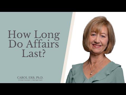 How Long Do Affairs Last?