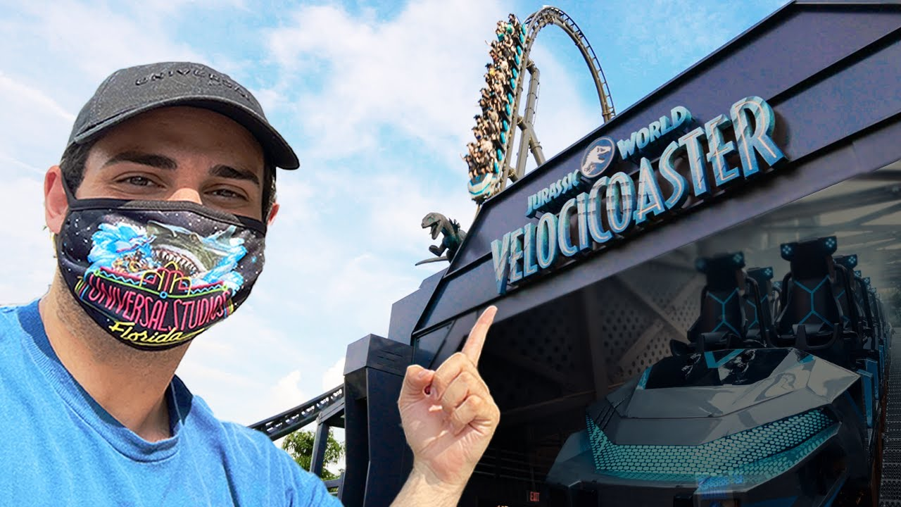 VelociCoaster Soft Opening! Riding The Ride, Queue, Merch | Universal Orlando