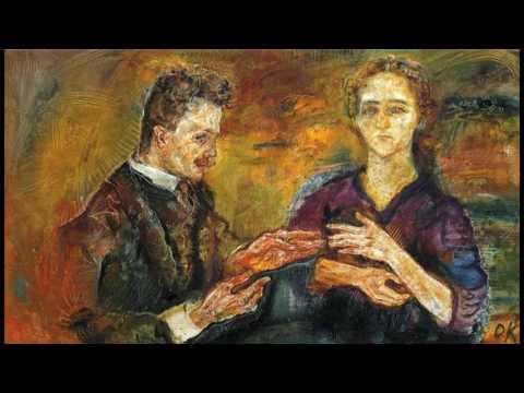 Oskar Kokoschka  奧斯卡·科柯施卡  (1886-1980)  Expressionism  Austrian