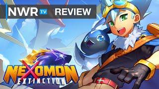 Nexomon: Extinction (Switch) Review - Mega Evolution or Baby Pokémon? (Video Game Video Review)