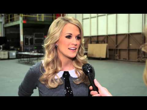 Carrie Underwood Talks 'Sound of Music Live!' and her Favorite Things!