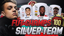 30-0 TOP 100 WITH A SILVER TEAM?? FUT CHAMPIONS CHALLENGE HIGHLIGHTS! #FIFA20 Ultimate Team