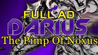 Repeat youtube video AD Darius: The Pimp Of Noxus [OutSwag Guide #7]