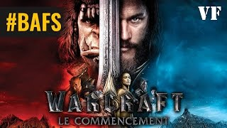 Bande annonce Warcraft