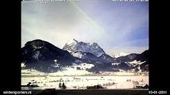 Sankt Johann in Tirol St. Johann webcam time lapse 2010-2011