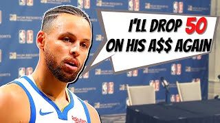 What NBA Players ACTUALLY Think Of Steph Curry