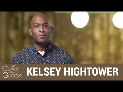 Kubernetes over Coffee with Kelsey Hightower