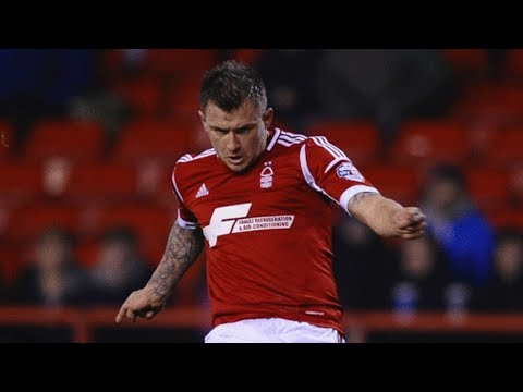 ● Simon Cox Goals & Assists 2013/2014 │ Nottingham Forest FC ●